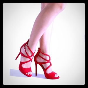 COPY - Red Heels 4.75 inch